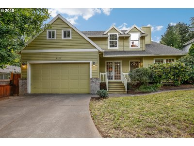 Single Family Home For Sale: 8110 SW 129th Ter