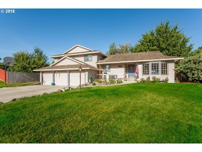 Hermiston Single Family Home For Sale: 6 SW Alderbrooke Pl