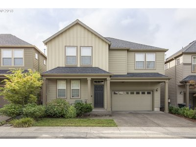Beaverton OR Single Family Home Sold: $407,000