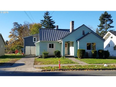 Hillsboro Single Family Home For Sale: 411 N 1st Ave