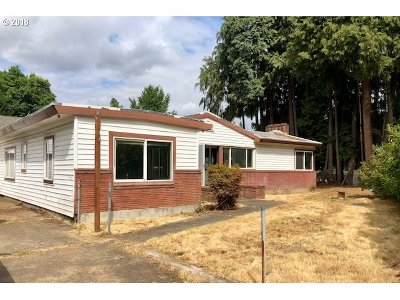 Vancouver Single Family Home For Sale: 3820 E Mill Plain Blvd