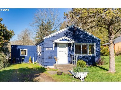 Milwaukie, Clackamas, Happy Valley Single Family Home For Sale: 4511 SE Naef Rd