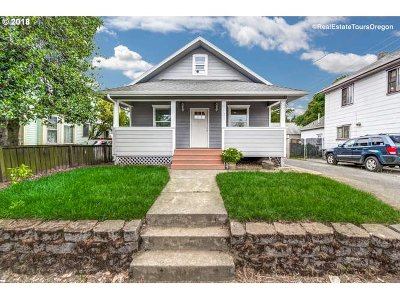 Single Family Home For Sale: 6131 SE 92nd Ave