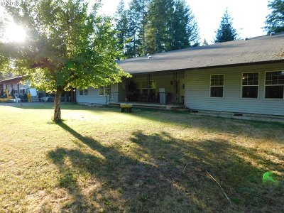 Vernonia Single Family Home For Sale: 940 Fairway Ln