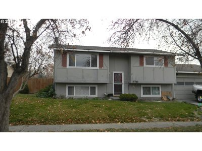Hermiston Single Family Home For Sale: 570 E McKenzie Ave