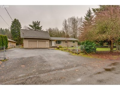 Vancouver Single Family Home For Sale: 12715 NE 25th Ave