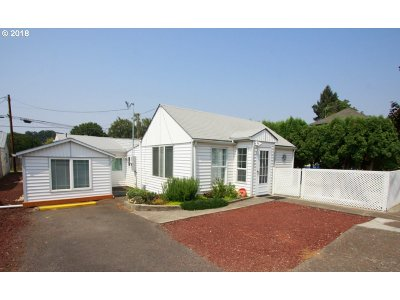 Junction City Single Family Home For Sale: 1155 Kalmia St