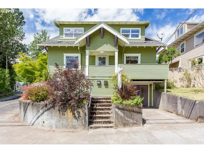 Portland OR Multi Family Home For Sale: $699,000