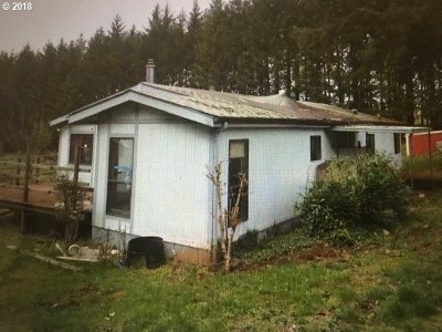 Estacada Single Family Home For Sale: 25485 S Holman Rd