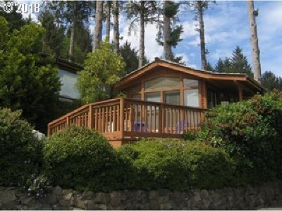 Brookings Single Family Home For Sale: 19921 Whaleshead Rd #I-9
