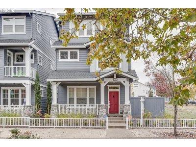 Wilsonville Single Family Home For Sale: 29009 SW Villebois Dr