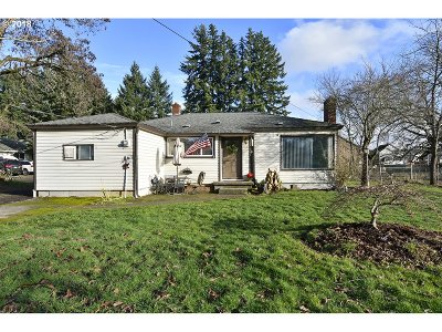 Vancouver Single Family Home For Sale: 3201 NE 119th Ave