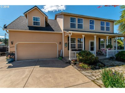 Cottage Grove, Creswell Single Family Home Bumpable Buyer: 424 Bluejay Loop
