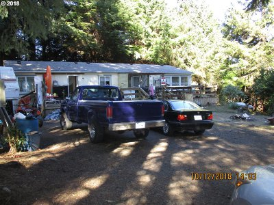 Coos Bay Single Family Home For Sale: 61927 Seven Devels Rd.