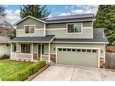 Single Family Home For Sale: 5625 NE 45th Ave
