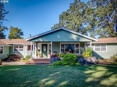 Newberg, Dundee, Mcminnville, Lafayette Single Family Home For Sale: 15165 NE Cullen Rd