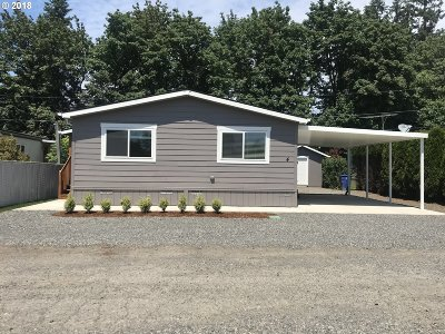 Single Family Home Sold: 30838 SE Riverside Way