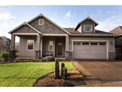 Tigard Single Family Home For Sale: 14727 SW 148th Ter