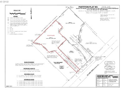 Milwaukie Residential Lots & Land For Sale: 4515 SE Naef Rd