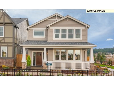 Beaverton Single Family Home For Sale: 12944 SW River Terrace Blvd