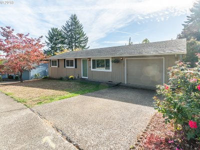 Sherwood Single Family Home For Sale: 14682 SW May Ct