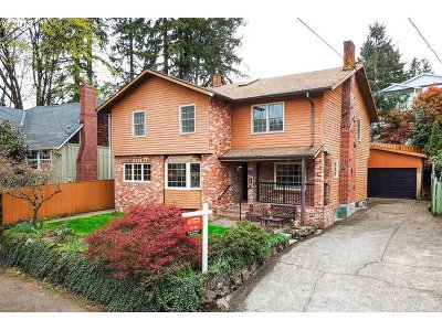 Lake Oswego Single Family Home For Sale: 252 Greenwood Rd