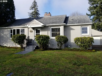Single Family Home For Sale: 1627 NE 75th Ave