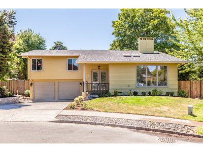 Single Family Home For Sale: 15745 NW Norwich St