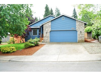Sherwood Single Family Home For Sale: 14800 SW Smock St