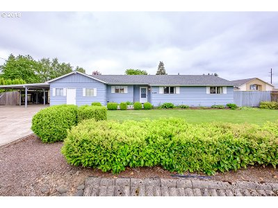 Junction City Single Family Home For Sale: 1705 W 1st Ave
