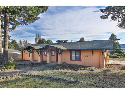 Coos Bay Multi Family Home For Sale: 3275/3285 Lindberg