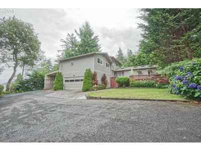 Coos Bay Single Family Home For Sale: 910 N 8th St