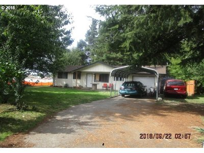 Woodland Single Family Home For Sale: 315 Rosewood St