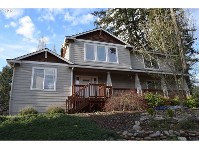 Washougal Single Family Home For Sale: 2333 N L St