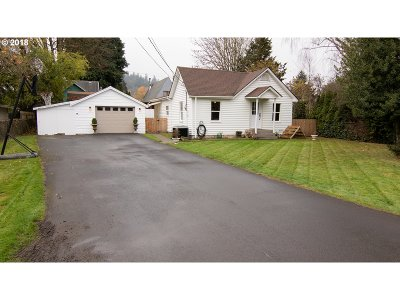 Cowlitz County Single Family Home For Sale: 1419 N 3rd Ave