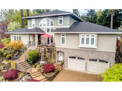 Single Family Home For Sale: 9670 SW Shady Pl