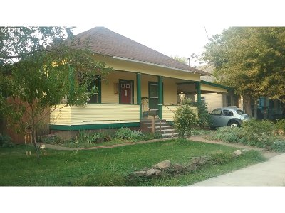 La Grande OR Single Family Home Pending: $139,900
