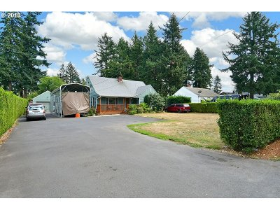 Single Family Home For Sale: 64 NE 202nd Ave