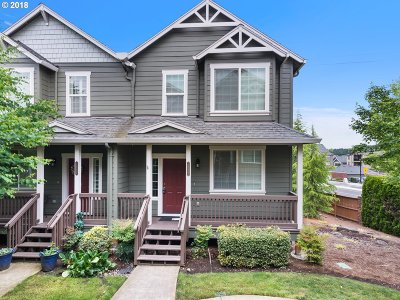 Portland Single Family Home For Sale: 16229 NW Fescue Ct