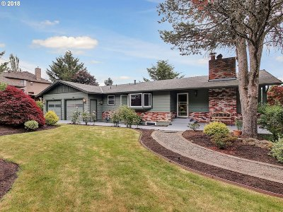 Milwaukie, Clackamas, Happy Valley Single Family Home For Sale: 11080 SE Vista View Ln