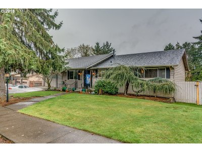 Cedar Mill Single Family Home For Sale: 65 NW 107th Ave
