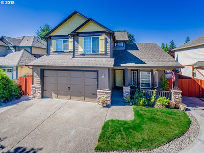 Vancouver Single Family Home For Sale: 8601 NE 31st Cir