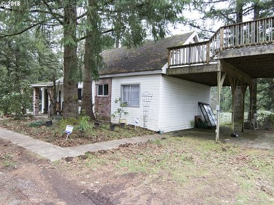 Estacada Single Family Home For Sale: 25800 S Springwater Rd