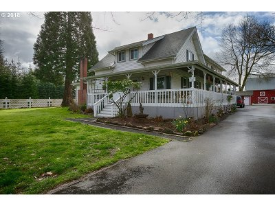 Sandy Single Family Home For Sale: 36980 SE Hauglum Rd