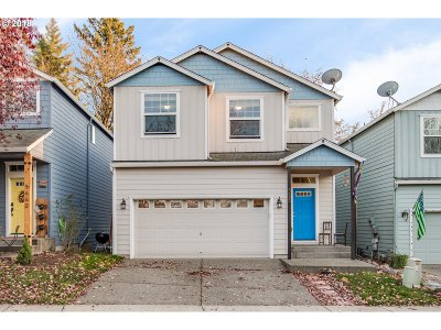 Washougal Single Family Home For Sale: 5630 I St