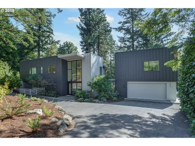 Portland Single Family Home Bumpable Buyer: 445 NW Skyline Blvd