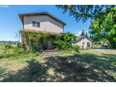Scio Single Family Home Sold: 37964 Kelly Rd