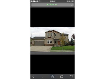 Hermiston Single Family Home For Sale: 2458 NW Overlook Dr