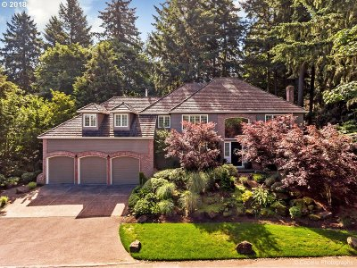 Lake Oswego Single Family Home For Sale: 790 Terrace Dr