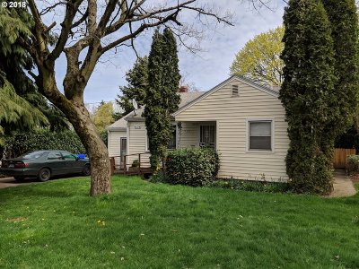 Single Family Home For Sale: 4634 NE 78th Pl